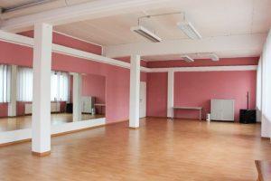 Tanzschule Dilly-Dance in München-Obersendling - großer Saal 1