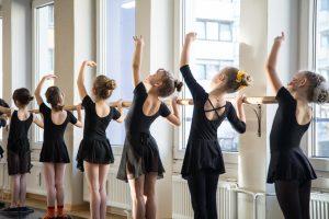 Tanzkurs Kinderballett für 5-6 Jährige Kinder