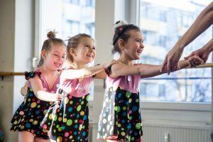 Tanzkurs Kinderballett für 3-4 Jährige Kinder