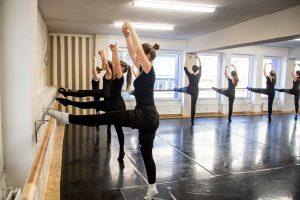 Tanzkurs Kinderballett für 9-18 Jährige Kinder