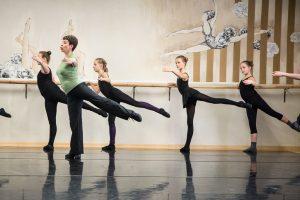 Zhanna Ditkovska Choreografin