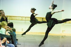 Offener Tanzunterricht in der Tanzschule Dilly-Dance in München-Westpark