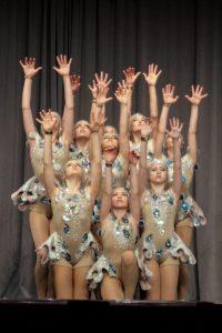 Wettbewerb Austrian Show Dance Union International A.S.D.U. European Championships 2017 in Matrei (Össterreich) Tanz- und Ballettschule Dilly-Dance aus München-Sendling-Westpark
