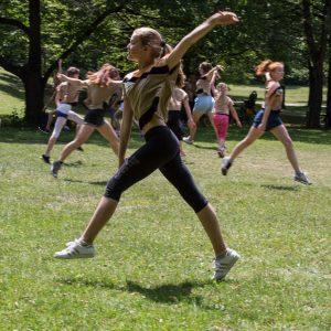 Tanzschule Dilly-Danze für Kinderballett und Kindertanz Sommerferien
