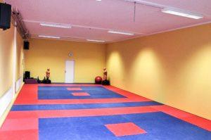 Tanzschule Dilly-Dance in München-Obersendling - großer Saal