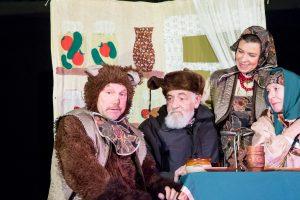 Theaterstudio Triangel in München - Kindervorstellung Masha und der Bär
